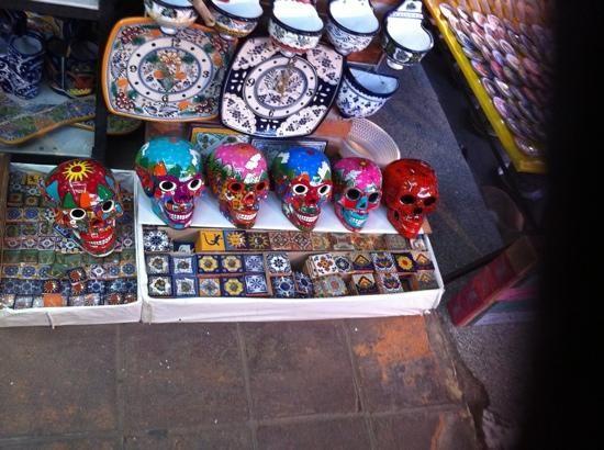 Mercado el Parian 6 Norte, between 2 and 4 Oriente, puebla, mexico