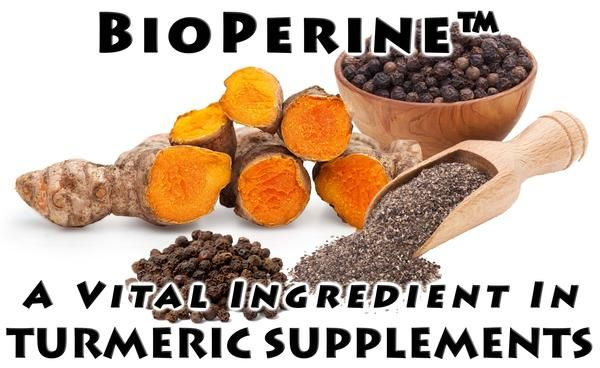 Combining Turmeric Curcumin with Black Pepper is a must for many reasons. If you're trying to get the most out of our turmeric curcumin benefits, read this!
