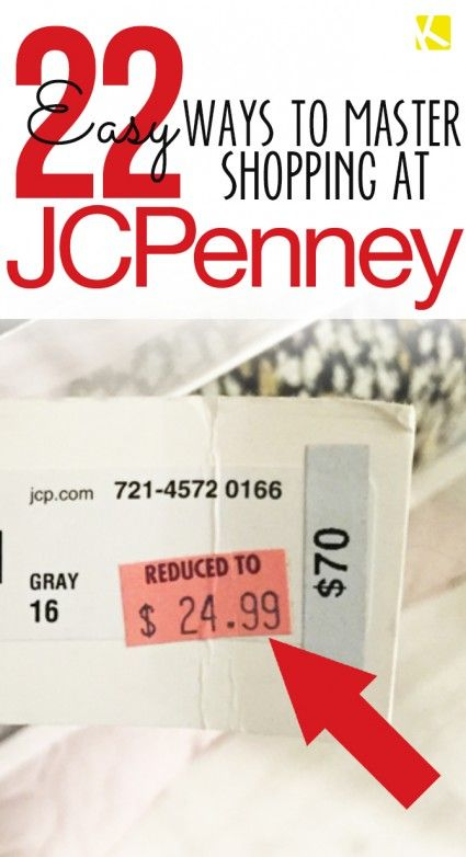 22 Things You Probably Didn't Know About Shopping at JCPenney
