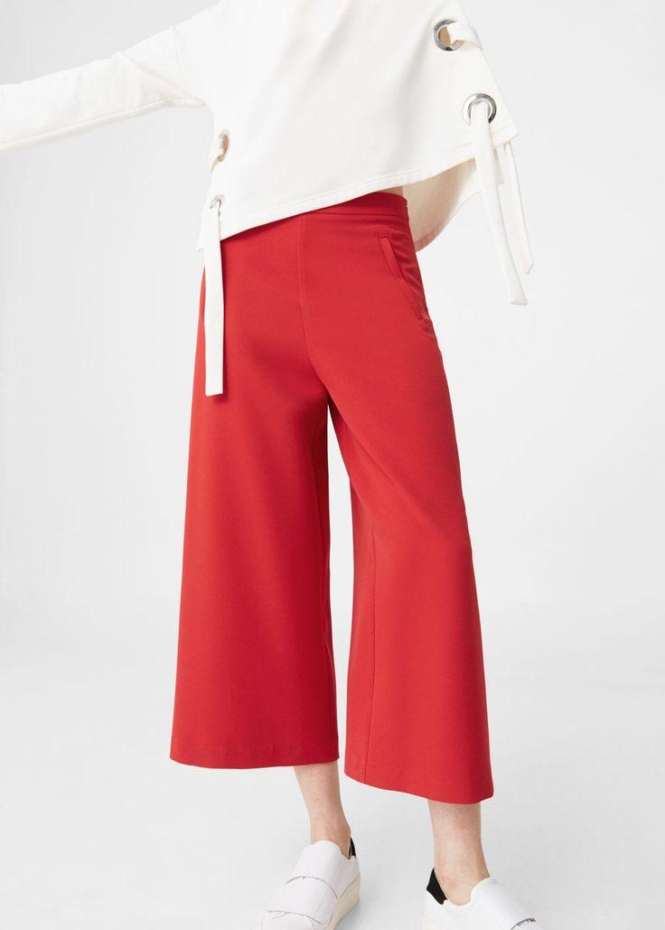 Παντελόνι σε ίσια γραμμή ως τον αστράγαλο REF. 83060186 - RAY-H 29,99€