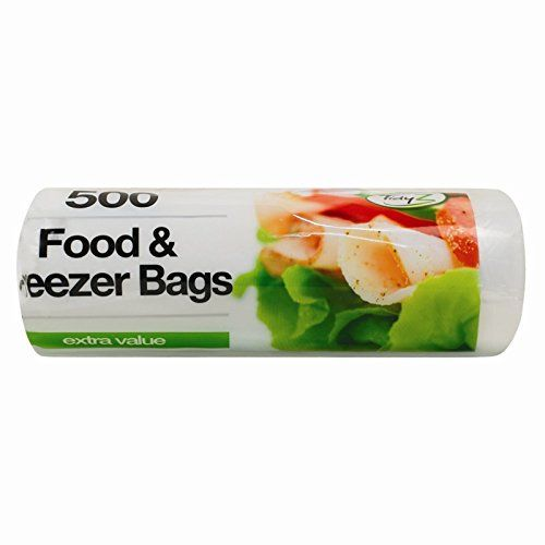 small sealable plastic bags