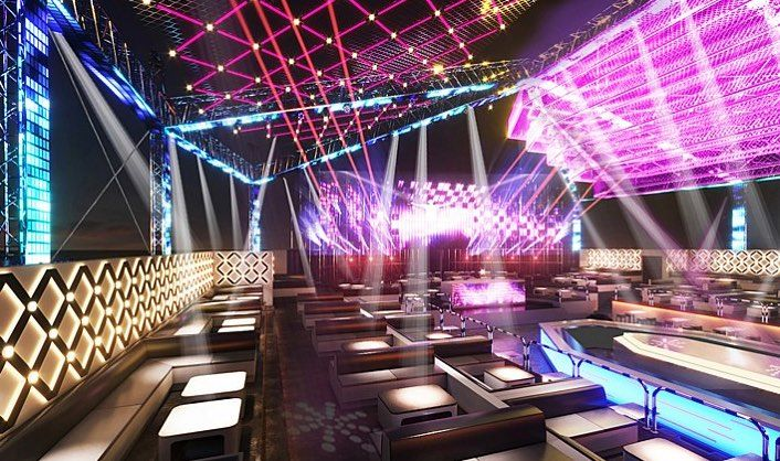 1 Oak Base Nightclub Dubai Featuring The Exclusive Line Up Of Several Local As Well As International Artists Plan And Dubai London Nightlife Travel Industry