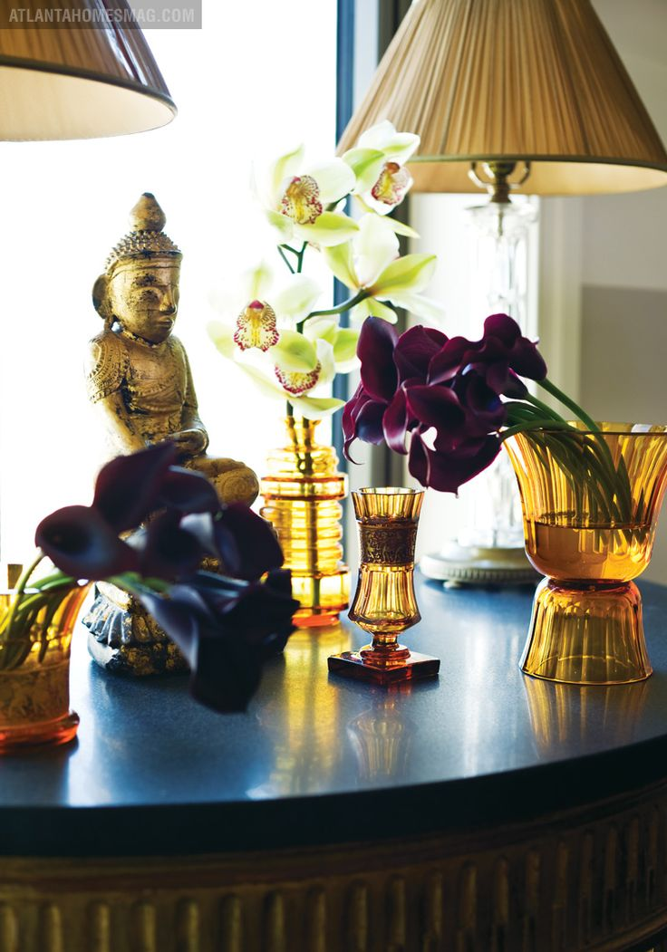 Trend Spotting: Asian style in fashion, home decor, interior design, art, accessories, and decoration. How to mix and style asian accents in your own home.