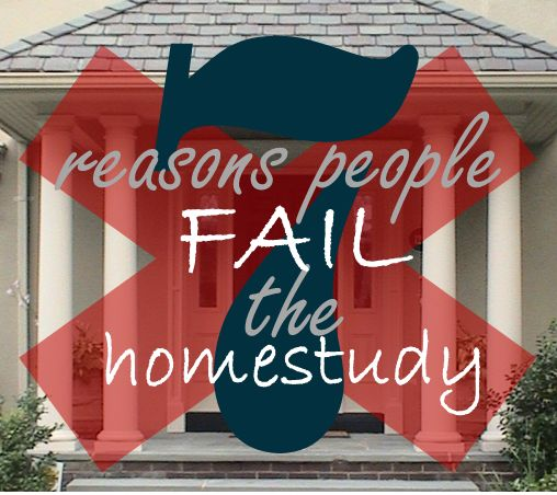 When the Stork Gets Confused: What to Expect when You're Adopting: 7 reasons people fail their homestudy