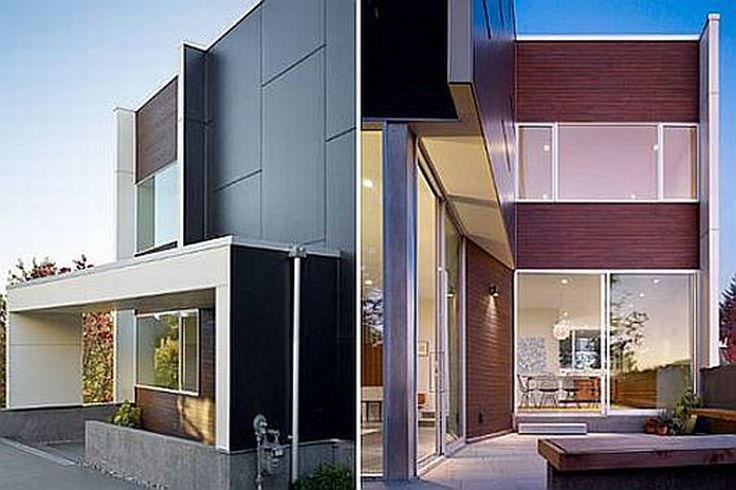 Image result for modern 2 story homes