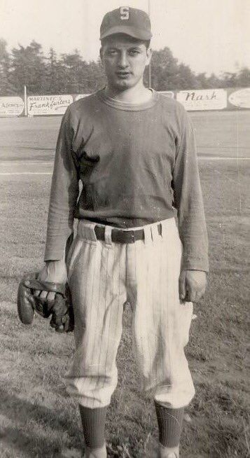 May 31, 1948: Tommy Lasorda strikes out 25 batters in a 15-inning game and drove in the winning run with a single!