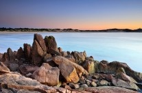 One Mile Beach Port Stephens Seascape Landscape Photography By Kiall Frost