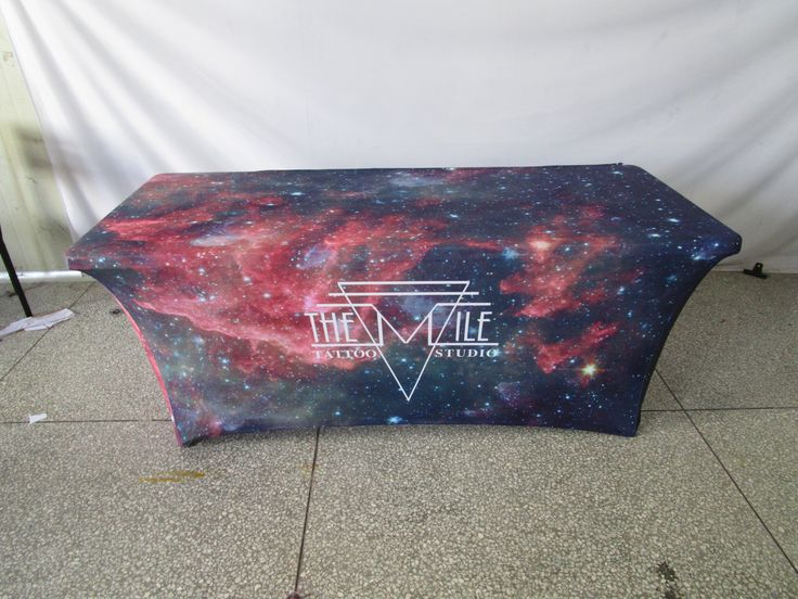 @mouseonthemile The Mile Tattoo studio in Edmonton Alberta is a great place to get ink if you are finding your self up north! 😎👍🦄🍕 #ohmyprint #printing #displays #fabricprinting #tablecloth #stretch #taboo #tattoo #ink #edmonton #canada #vancouver #space #universe
