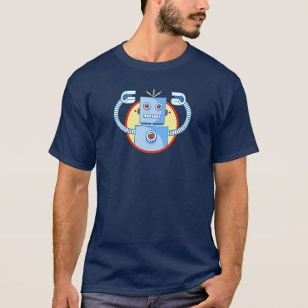 GIANT ROBOT T-Shirt - tap to personalize and get yours