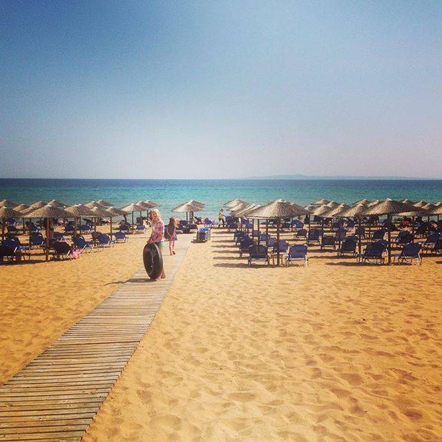 Banana is a sandy #beach with clear water! Enjoy it! #Zante #Zakynthos  Photo credits: @jetjoh