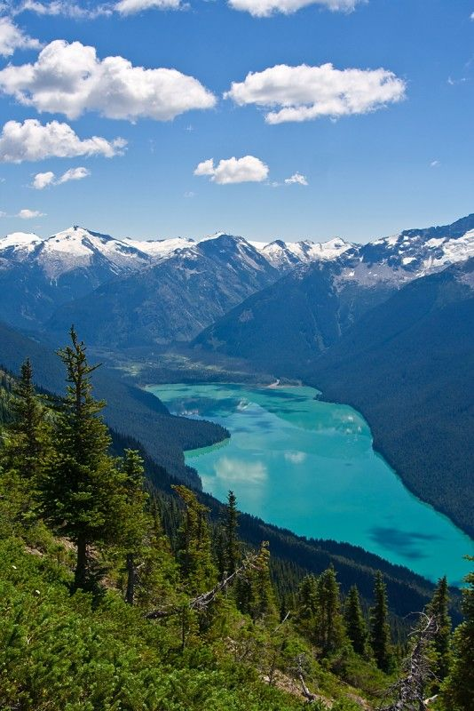 Vancover Canada~ It is a place that will take your breath away at every turn. I would love to visit here again someday...