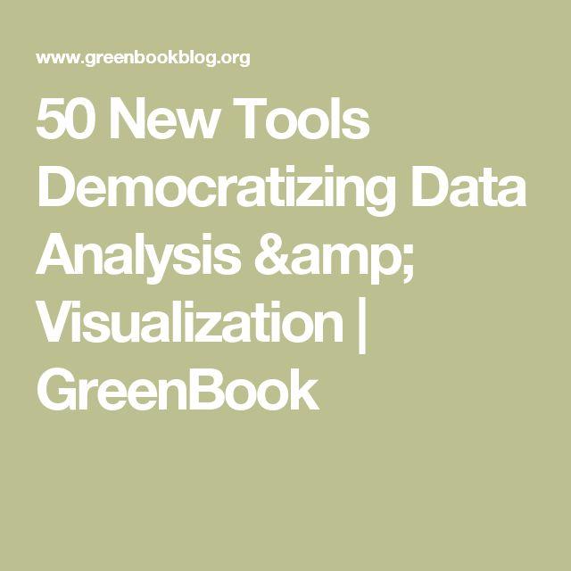 Más de 25 ideas increíbles sobre Data analysis tools en Pinterest - data analysis