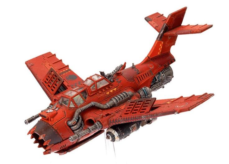 Ork Bommer | Fast Attack | Orks | Warhammer 40,000 Armies | Warhammer 40,000 | Games Workshop awesome
