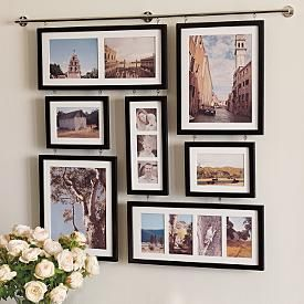 Redenvelope Deluxe Wall Gallery Frame The Deluxe Wall