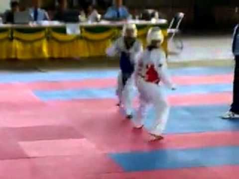 taekwondo tournament - ata taekwondo tournament points