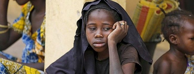 Nigerian School Girls Freed From Boko Haram Captivity Have Been Abandoned By Their Communities