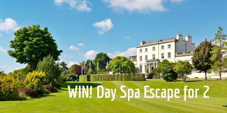 #COMPETITION WIN! Day Spa Escape for 2 worth €180 at Druids Glen Hotel & Golf Resort. Choose from one of the following treatments Exotic Coconut Body Nourish Wrap, Exotic Lime and Ginger Salt Glow, Customised Elemis Facial, Luxury Jessica Nourish Manicure, Classic Pedicure, Customised Body Massage, Reflexology or Reiki. After you've been pampered enjoy a delicious lunch in the Pavilion Lounge. To Enter Answer the Question via the Link, Good Luck