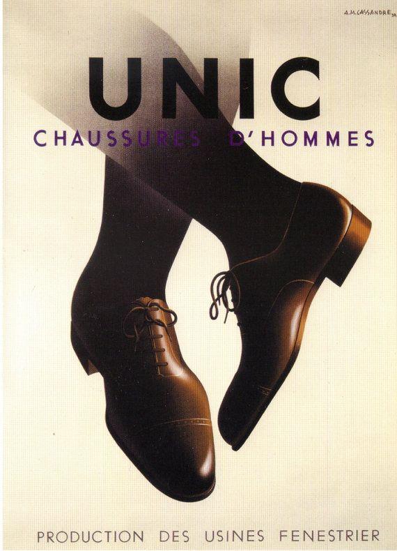 UNIC by A.M. Cassandre
