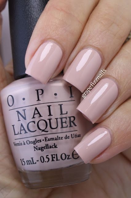 OPI Tiramisu for Two