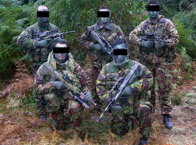 long range reconnaissance patrol manual