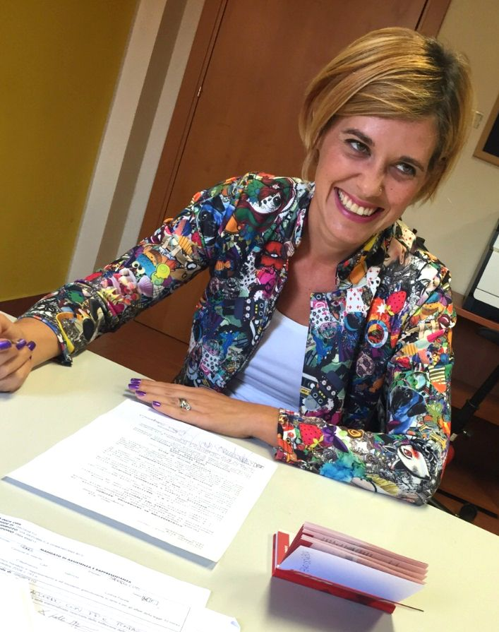 Irene Scamporrino è una delle educatrici che lavora alla Fondazione Il Sole – Onlus a Grosseto, una persona veramente eccezionale, neuropsicologa, dal 7 Gennaio 2010, attraverso il servizio civile...