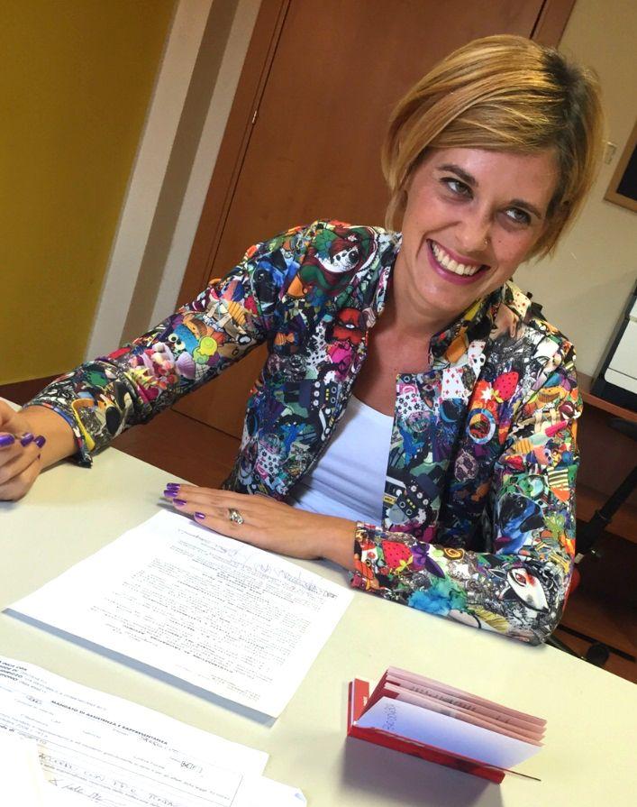 Irene Scamporrino è una delle educatrici che lavora alla Fondazione Il Sole - Onlus a Grosseto, una persona veramente eccezionale, neuropsicologa, dal 7 Gennaio 2010, attraverso il servizio civile...