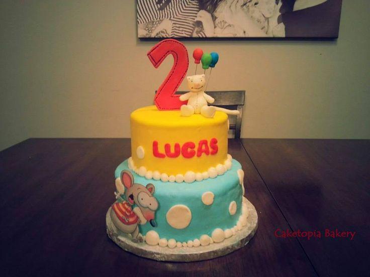 Toopy and Binoo Birthday cake https://www.facebook.com/caketopiabakerysaskatoon