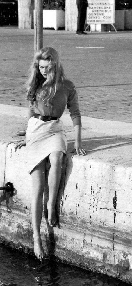 Brigitte Bardot- one of the most beautiful women in the world.