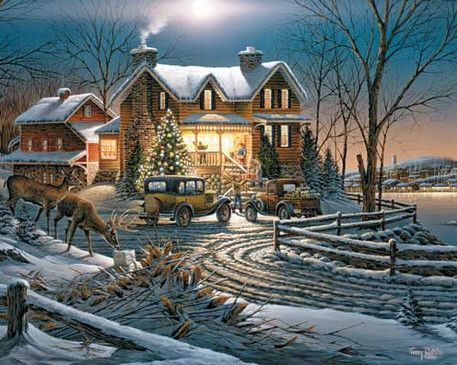 Arriving for Christmas - 1,000 Piece Puzzle - Plus Free Gift Book - Just $15.99!
