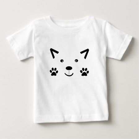 Too Cute Cat Baby T-Shirt - click to get yours right now!