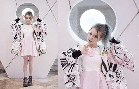 Elena Sheidlina - Loving the alien