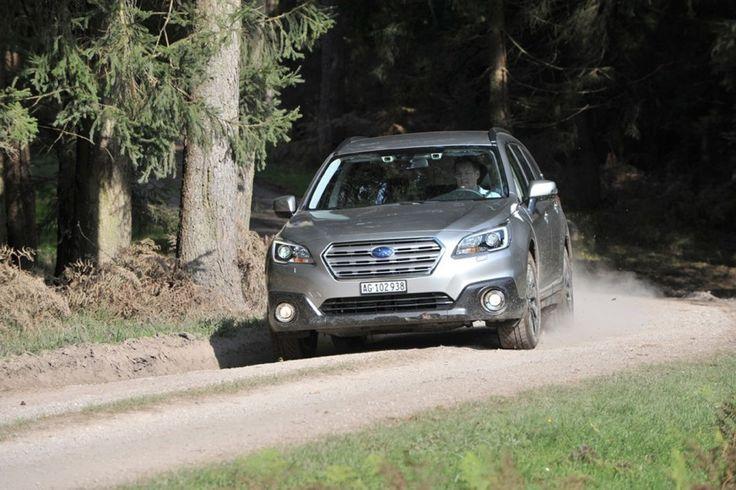 Tout chemin en Subaru Outback 2.0D