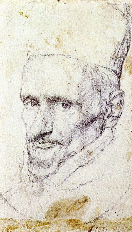 Sketch by Diego Velazquez