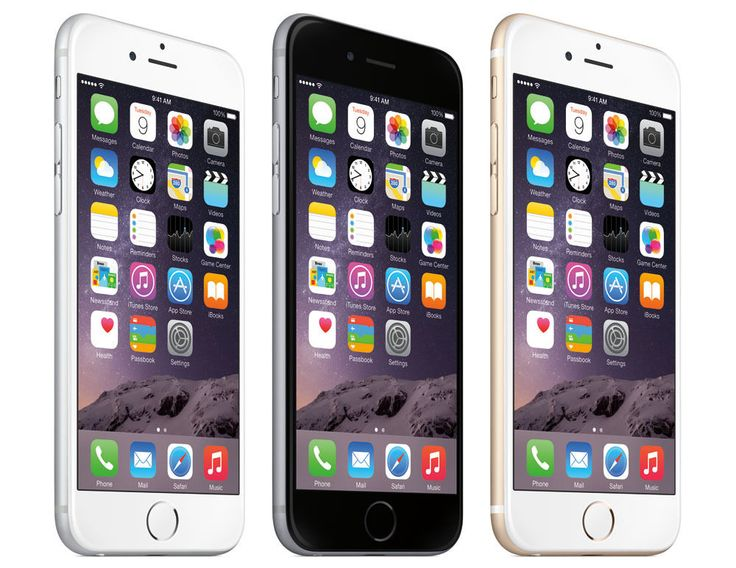 iPhones: Apple Iphone 6 Plus 128Gb Verizon Unlocked Space Gray Silver Gold -> BUY IT NOW ONLY: $369.97 on eBay!