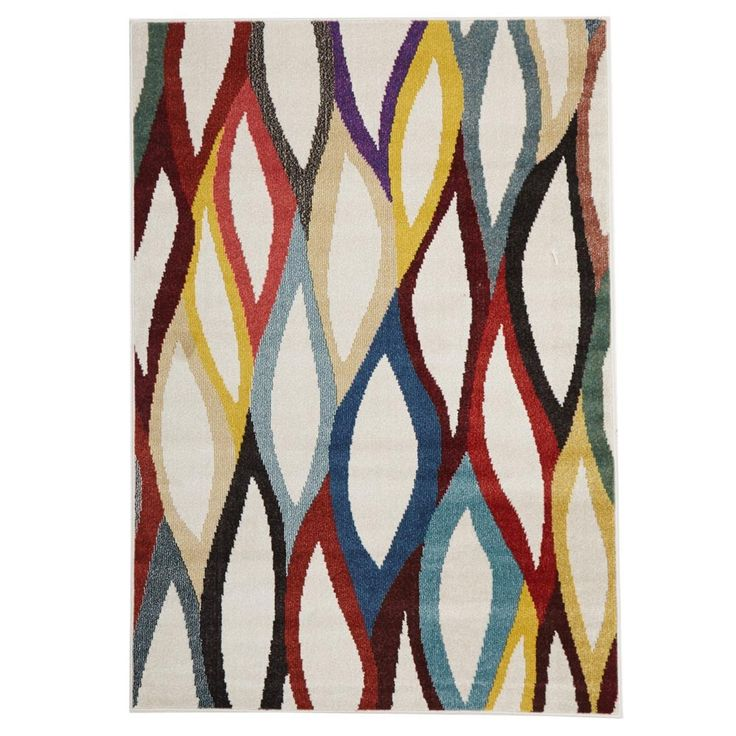 Eugen Colour Concept Rug - Mexican Contemporary - T&W Unbranded Events 2015