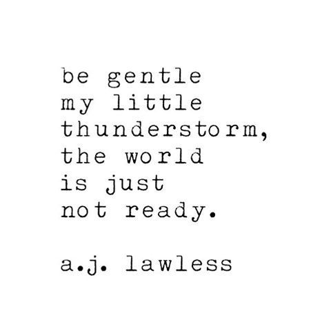 ~ A.J Lawless