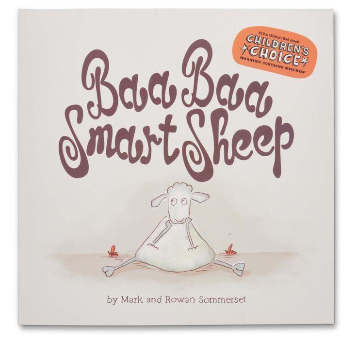 Baa Baa Smart Sheep from Whitcoulls $19.99