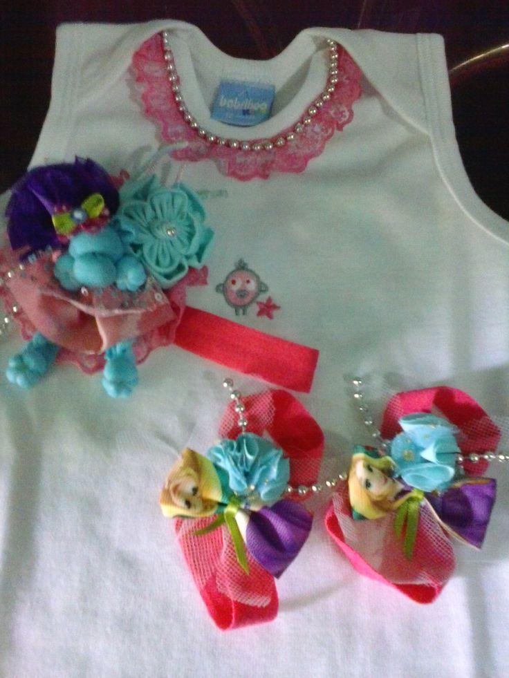 Almillas para las nenas de la casa, diseños originales