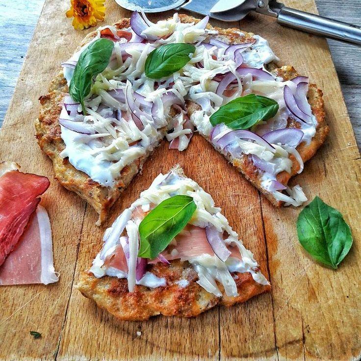 """Tonhalas-""""túros"""" pizzatészta"""