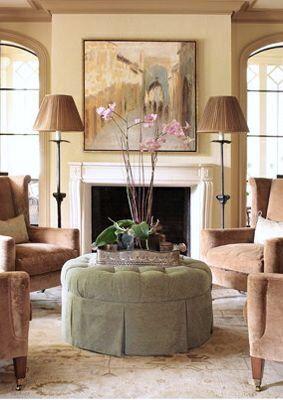 Georgian Interiors, Pretty Room, Traditional Living Rooms, Decor Interior  Design, Living Spaces, Fill, Neutral, Formal