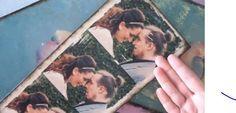 Come trasferire una foto su legno o su tela | Arte del fai da te e del riciclo