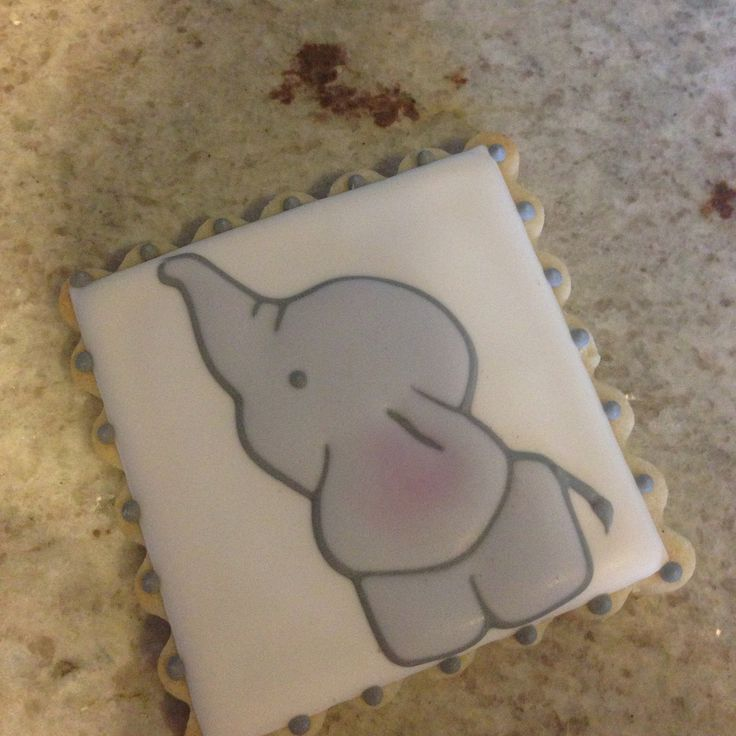 Flickr galleta,elefante