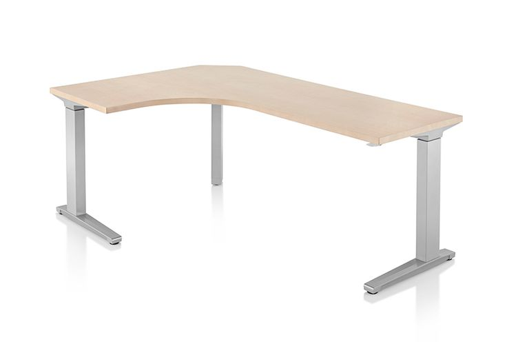 Renew Standing Desk Thrive Portfolio Herman Miller Office