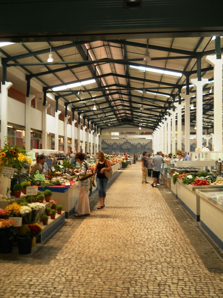 Market tour in Setúbal by Lazy Flavors
