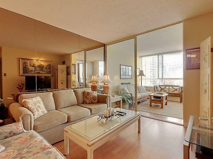 5444 Yonge St Tridel Condos For Sale Toronto Living Room Apartment 406A Victoria Boscariol Chestnut Park