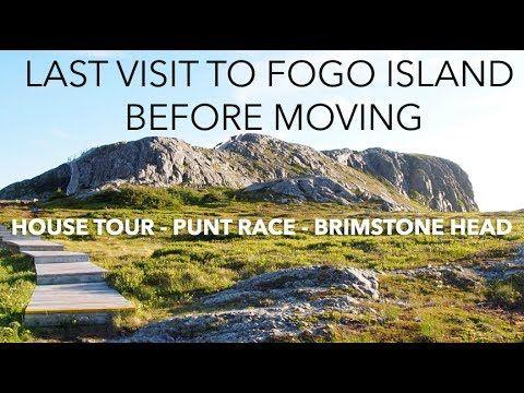 Winter on Fogo Island - YouTube
