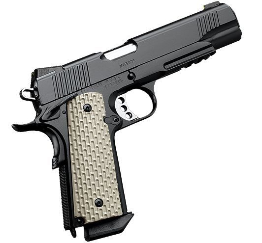 Kimber 1911 Warrior - Built for combat and featured accordingly, one of the best Kimber® pistols for duty carry or personal defense.
