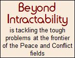 Beyond Intractability is an excellent resource on Conflict Management