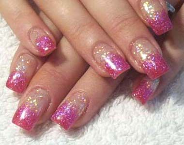 Very Easy Nail Designs | nail designs that are abstract are some of the simplest kinds for you ...