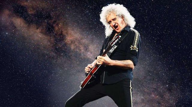 Queen Forever Blog: Buon compleanno Brian May! Oggi la leggenda compie...